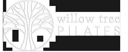 willow tree pilates logo